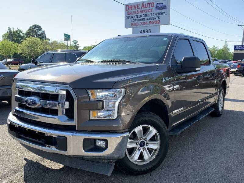 2017 Ford F-150 for sale at Drive Auto Sales & Service, LLC. in North Charleston SC