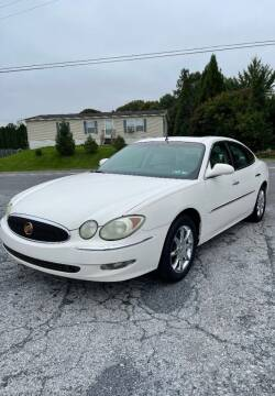 2005 Buick LaCrosse for sale at REESES AUTO svc AND SALES in Myerstown PA