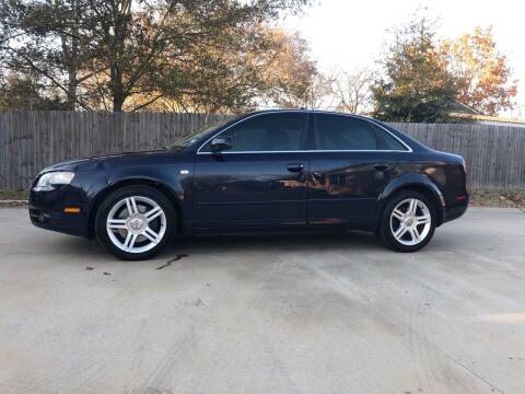 2006 Audi A4 for sale at H3 Auto Group in Huntsville TX