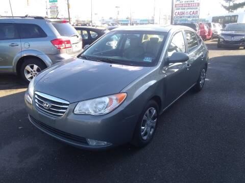 2010 Hyundai Elantra for sale at Wilson Investments LLC in Ewing NJ