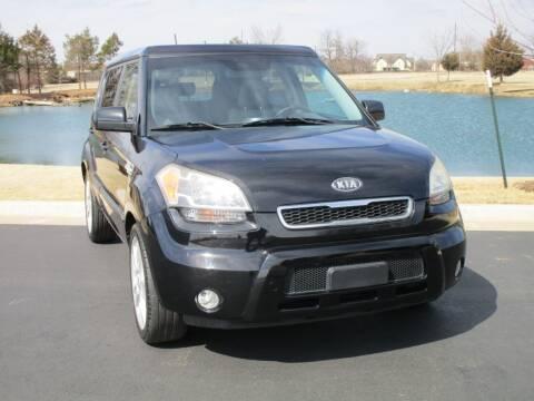 2011 Kia Soul for sale at Oklahoma Trucks Direct in Norman OK