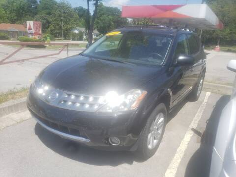 2007 Nissan Murano for sale at Credit Cars LLC in Lawrenceville GA