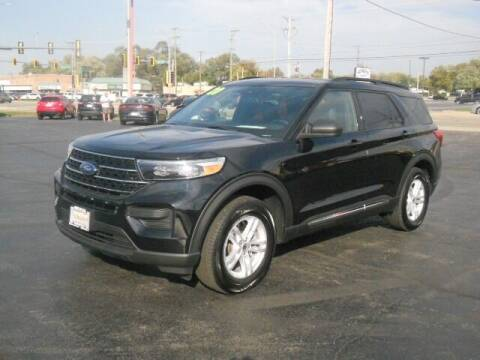 2020 Ford Explorer for sale at Windsor Auto Sales in Loves Park IL