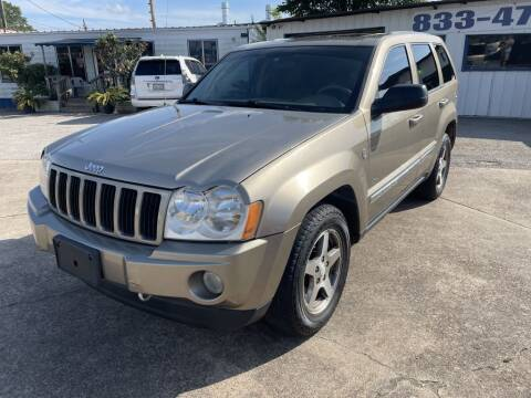 2006 Jeep Grand Cherokee for sale at AMERICAN AUTO COMPANY in Beaumont TX