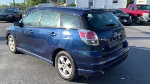 2008 Toyota Matrix for sale at King Motors featuring Chris Ridenour in Martinsburg WV