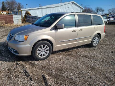 2015 Chrysler Town and Country for sale at BROTHERS AUTO SALES in Eagle Grove IA