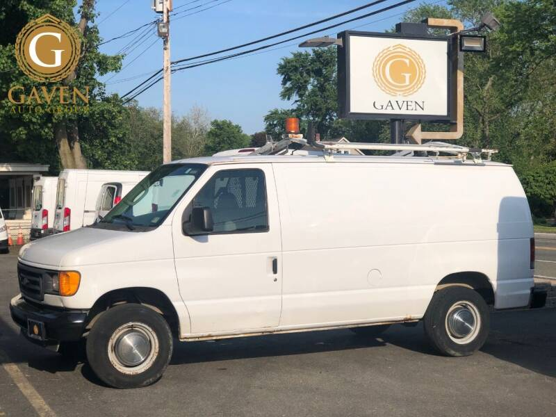 2006 Ford E-Series Cargo for sale at Gaven Auto Group in Kenvil NJ