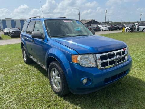 2012 Ford Escape for sale at Krifer Auto LLC in Sarasota FL