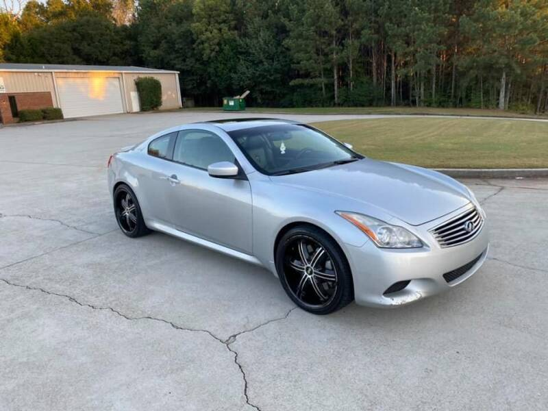 2008 Infiniti G37 for sale at Two Brothers Auto Sales in Loganville GA