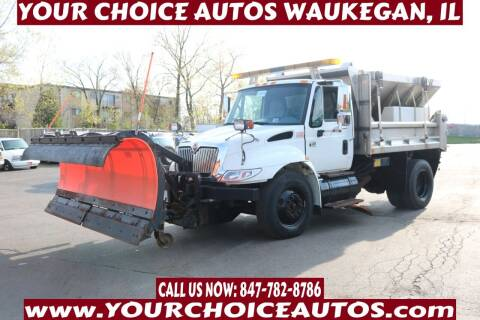 2003 International DuraStar 4400 for sale at Your Choice Autos - Waukegan in Waukegan IL