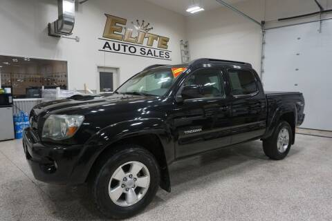 2011 Toyota Tacoma for sale at Elite Auto Sales in Idaho Falls ID