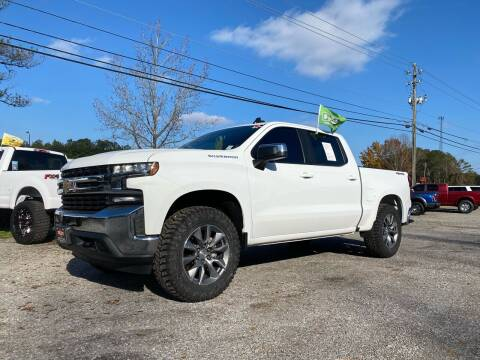 2020 Chevrolet Silverado 1500 for sale at 216 Auto Sales in Mc Calla AL