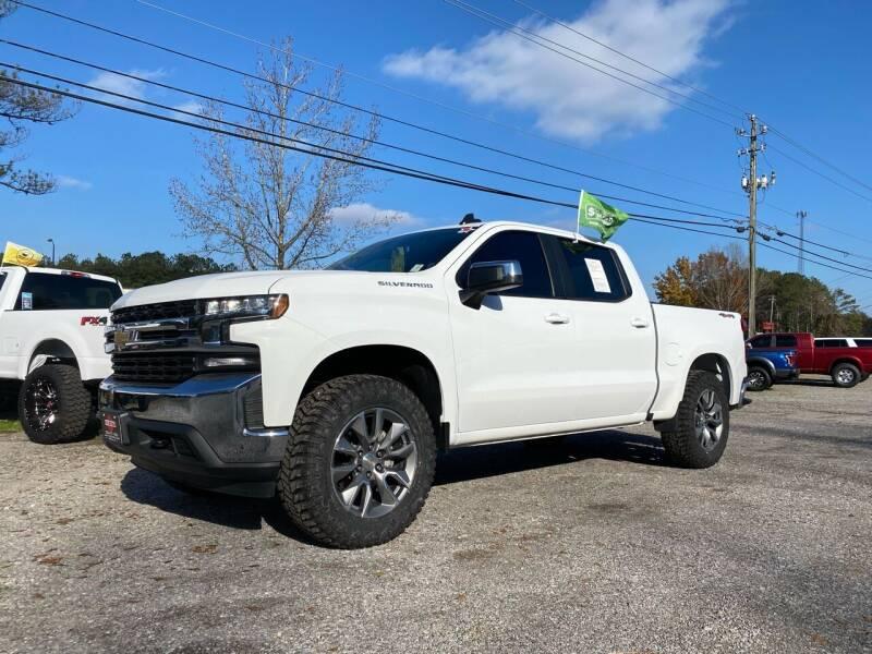 2020 Chevrolet Silverado 1500 for sale at 216 Auto Sales in Mc Calla AL