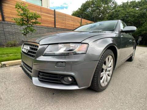 2012 Audi A4 for sale at Carz Of Texas Auto Sales in San Antonio TX