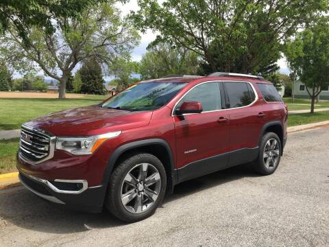 2017 GMC Acadia for sale at Kevs Auto Sales in Helena MT