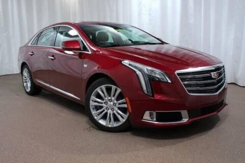2019 Cadillac XTS for sale at PHIL SMITH AUTOMOTIVE GROUP - Pinehurst Toyota Hyundai in Southern Pines NC