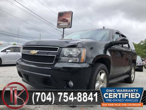 2007 Chevrolet Tahoe for sale at T.K. AUTO SALES LLC in Salisbury NC