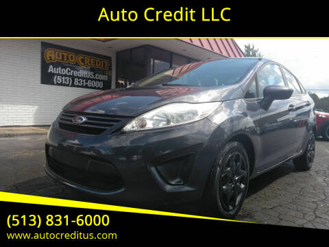 2013 Ford Fiesta for sale at Auto Credit LLC in Milford OH