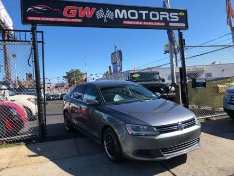 2013 Volkswagen Jetta for sale at GW MOTORS in Newark NJ