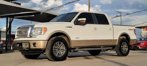 2012 Ford F-150 for sale at Elite Motors in El Paso TX