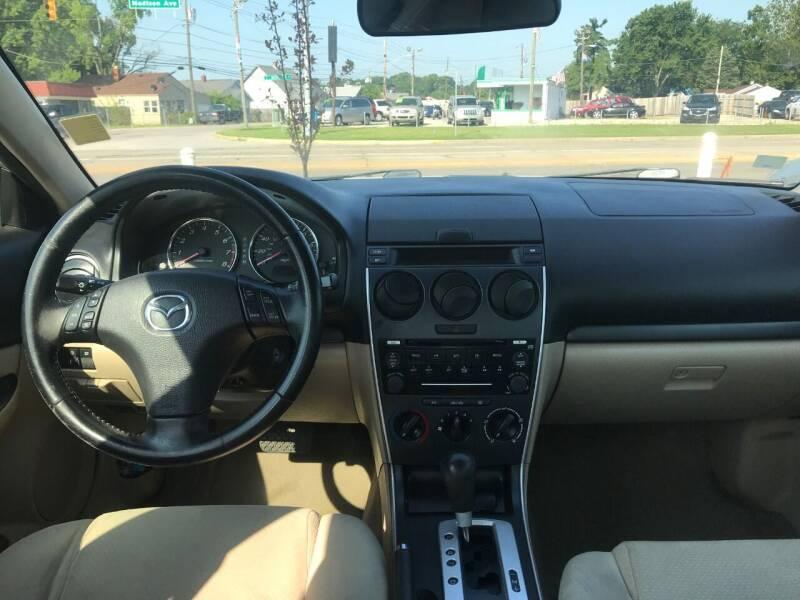 2006 Mazda MAZDA6 s 4dr Sedan - Indianapolis IN