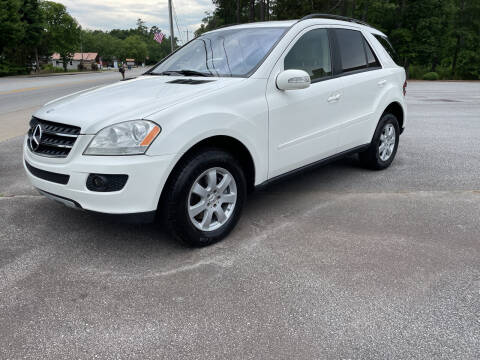 2007 Mercedes-Benz M-Class for sale at Leroy Maybry Used Cars in Landrum SC