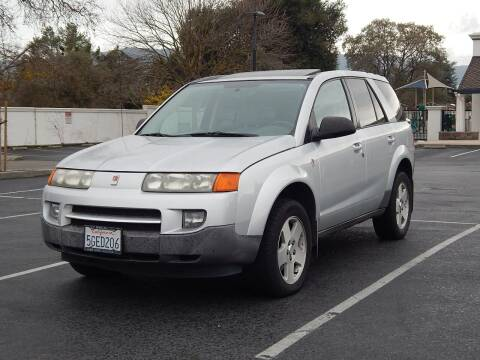 2004 Saturn Vue for sale at Gilroy Motorsports in Gilroy CA