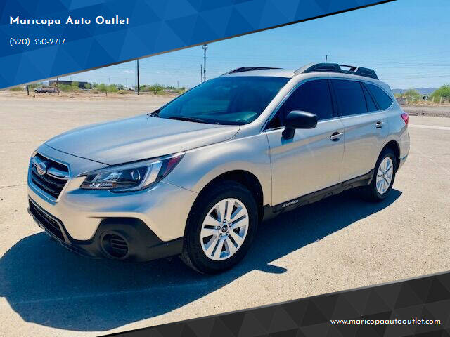 2019 Subaru Outback for sale at Maricopa Auto Outlet in Maricopa AZ