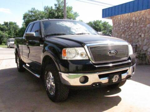 2006 Ford F-150 for sale at CANTWEIGHT CLASSICS in Maysville OK