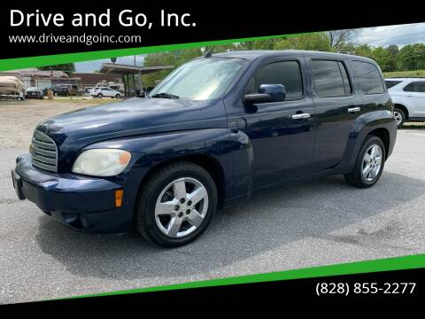 2010 Chevrolet HHR for sale at Drive and Go, Inc. in Hickory NC
