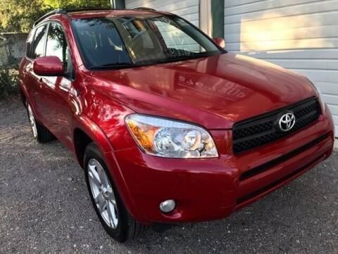 2006 Toyota RAV4 for sale at Special Finance of Charleston LLC in Moncks Corner SC