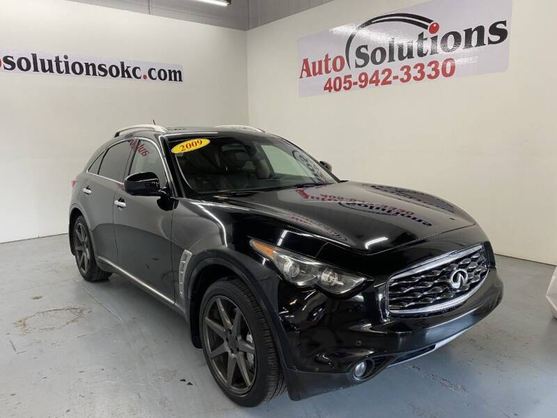 2009 Infiniti FX50 for sale at Auto Solutions in Warr Acres OK