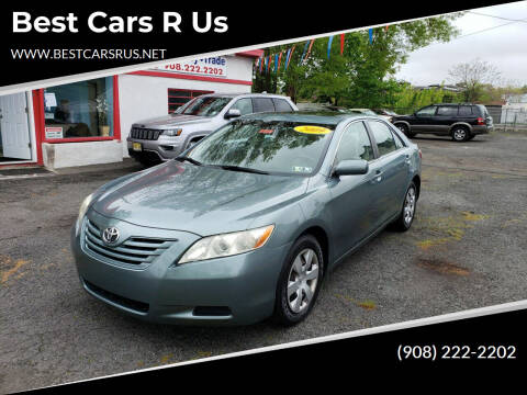 2009 Toyota Camry for sale at Best Cars R Us in Plainfield NJ