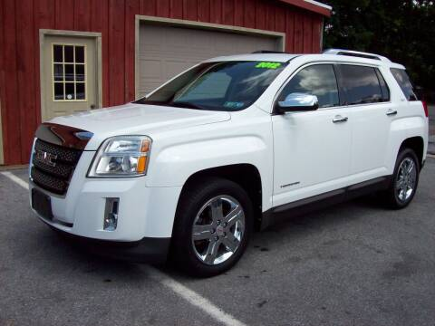 2012 GMC Terrain for sale at Clift Auto Sales in Annville PA