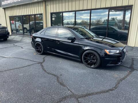 2015 Audi A3 for sale at AutoWorld of Lenoir in Lenoir NC