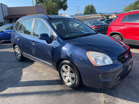 2007 Kia Rondo for sale at Auto Exchange in The Plains OH