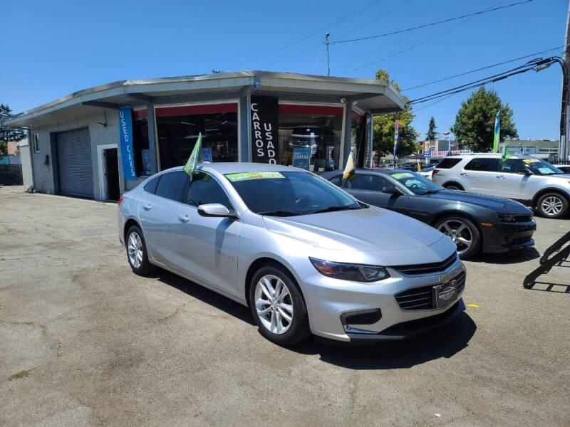 2017 Chevrolet Malibu for sale at Imports Auto Sales & Service in San Leandro CA