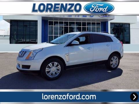 2014 Cadillac SRX for sale at Lorenzo Ford in Homestead FL