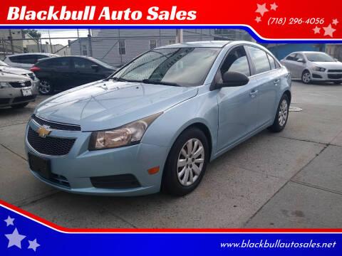 2011 Chevrolet Cruze for sale at Blackbull Auto Sales in Ozone Park NY