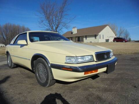 1990 Chrysler TC for sale at D & P Sales LLC in Wichita KS