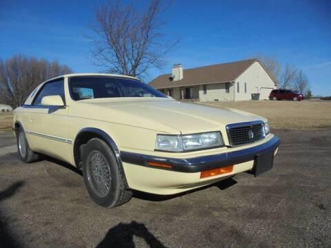 1990 Chrysler TC for sale at D & P Sales LLC in Wichita KS