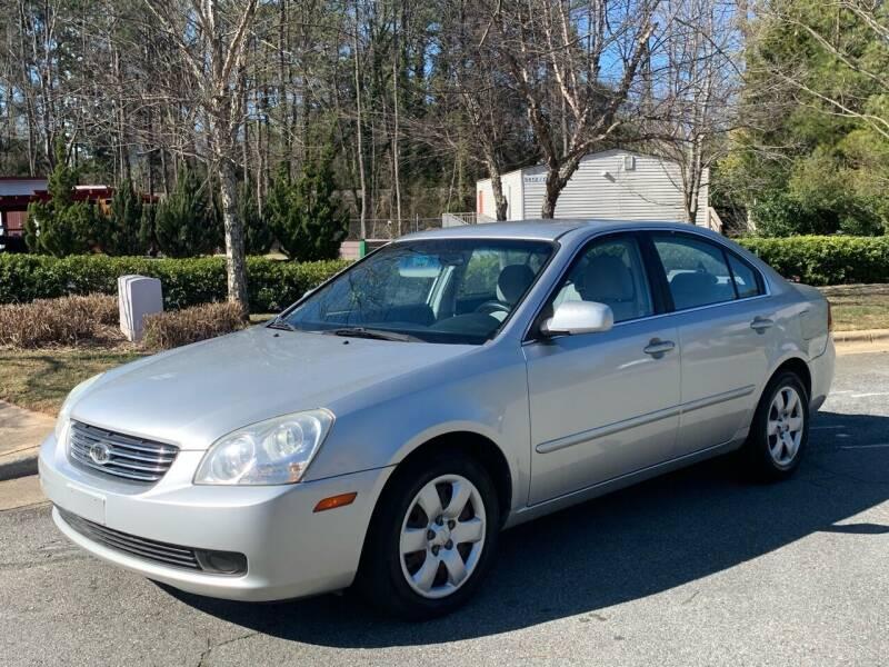 2007 Kia Optima for sale at Triangle Motors Inc in Raleigh NC