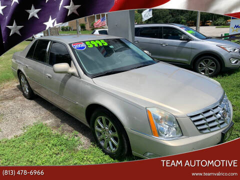 Cadillac For Sale in Valrico, FL - TEAM AUTOMOTIVE