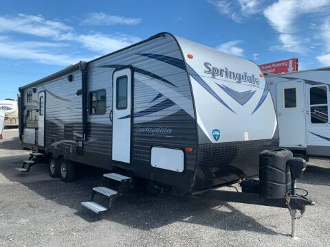 2018 Keystone Springdale 280BH for sale at Buy Here Pay Here RV in Burleson TX