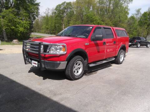 2007 Ford F-150 for sale at Clucker's Auto in Westby WI
