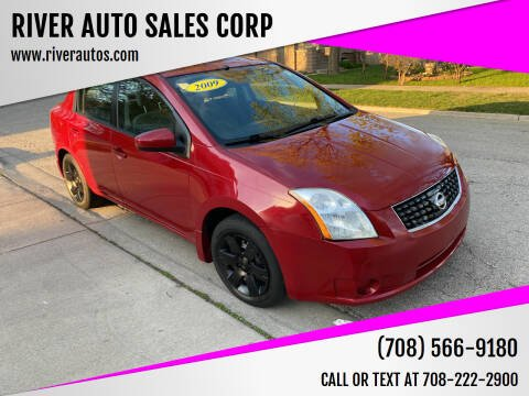 2009 Nissan Sentra for sale at RIVER AUTO SALES CORP in Maywood IL