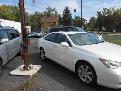 2008 Lexus ES 350 for sale at Buyers Choice Auto Sales in Bedford OH