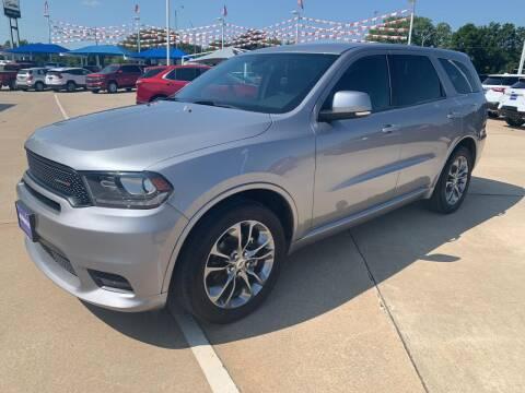 2019 Dodge Durango for sale at JOHN HOLT AUTO GROUP, INC. in Chickasha OK