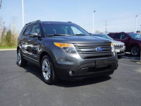 2015 Ford Explorer for sale at Ron's Automotive in Manchester MD