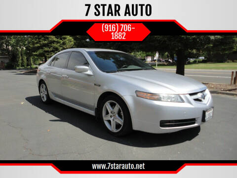 2005 Acura TL for sale at 7 STAR AUTO in Sacramento CA